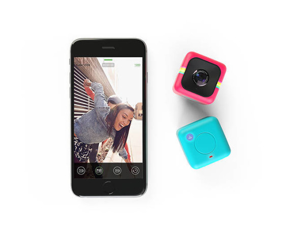 Polaroid Cube+, action camera