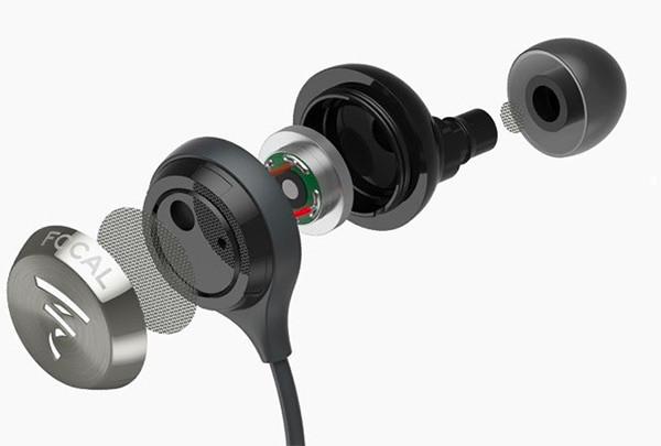 Focal Sphear, in-ear headsets