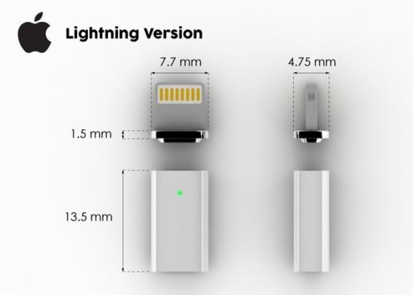 lightning adaptor, ZNAPS