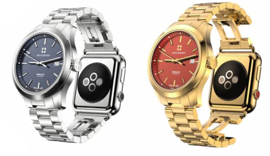 Pinnacle and Apple Watch