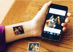Picatto: Instagram tattoos