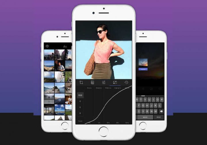 Darkroom : the iPhone photo editing app to discover
