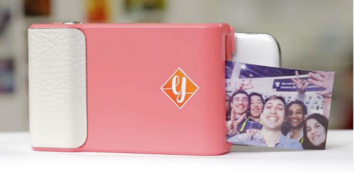 Prynt: the Polaroid photo printer iPhone case