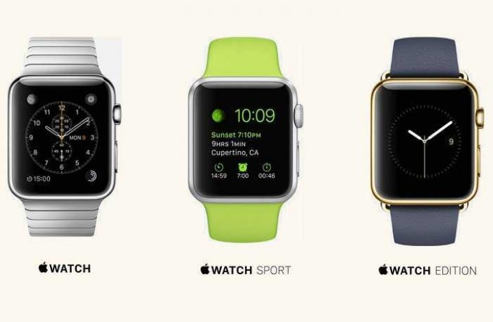 The Apple Watch is available for preorders