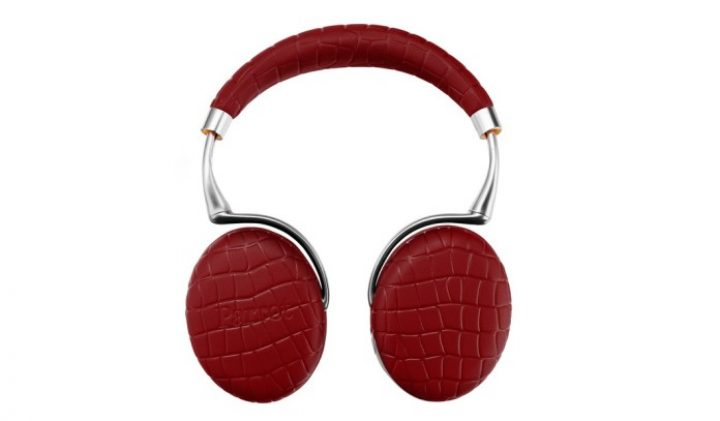 Parrot Zik 3 headset: Bluetooth, noise cancellation technology and Qi induction charging system