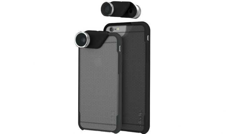 Ollocase for iPhone 6 and iPhone 6 Plus: your Olloclip lenses best friend