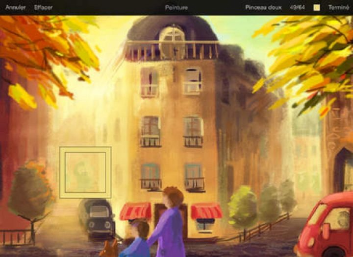 Pixelmator for iPad: new watercolor brushes and color picker