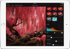 PixelMator for iOS gets full 3D Touch support and iPad Pro/Apple Pencil features