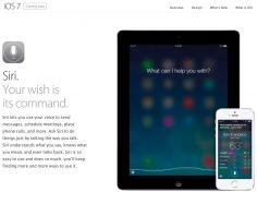 Siri on iOS 7 passes to adulthood, kisses beta good bye