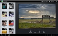 Snapseed supports DNG Raw photos… on Android devices!