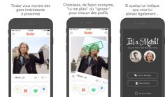 Tinder for iOS: add your Instagrams and judge your targets ones