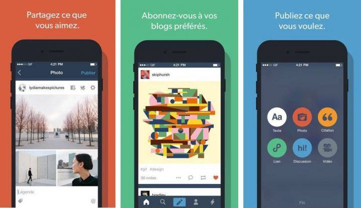 Tumblr for iOS 4.0: a load of new features and blog creation from within the app