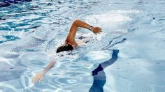 Withings follows your swimming sessions and get FitBit data