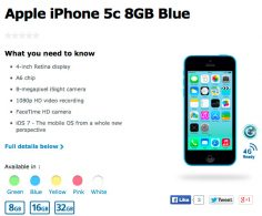 iPhone 5C 8GB officially launched, Angry Birds EPIC gameplay video, YouTube app updated