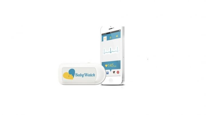 BabyWatch Bellabeat: a foetal Doppler to monitor your baby during pregnancy