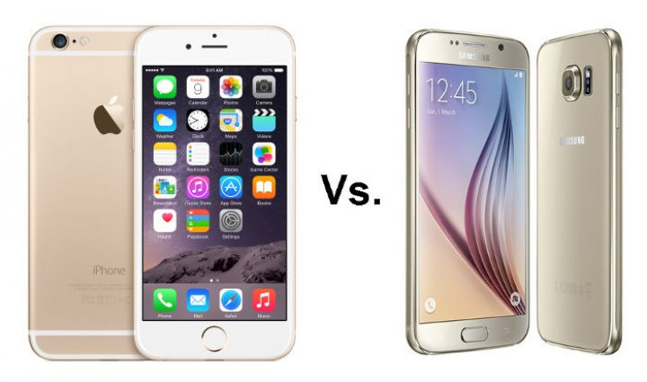 Samsung Galaxy S6 vs iPhone 6 Plus: graphic performance benchmark