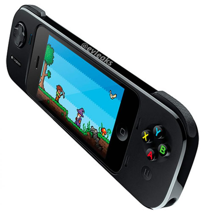 Logitech GamePad for iPhone shows up