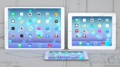 iPad Pro : its existence betrayed by tests