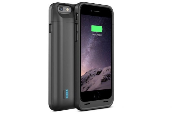 UNU DX-6 iPhone 6 battery case : 125% more juice for long lasting days