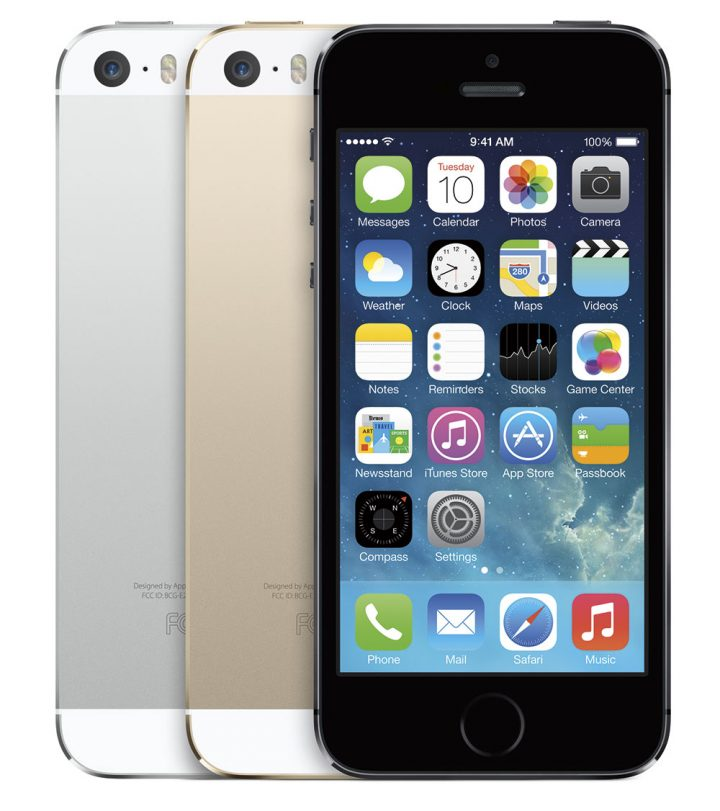 Say Hi to iPhone 5S : let's meet the master