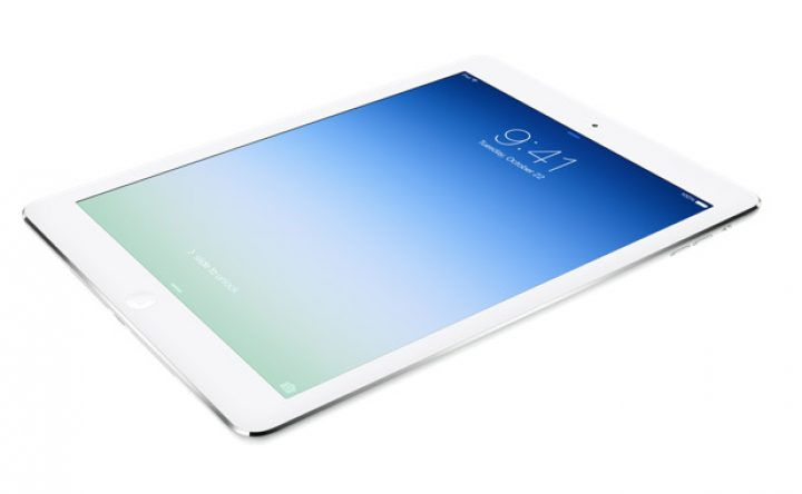 iPad Air review at CNET : it's simply the best