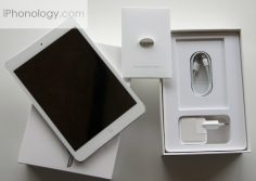 iPad mini Retina unboxing