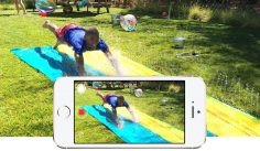 iPhone 5S Slow-motion mode demo video