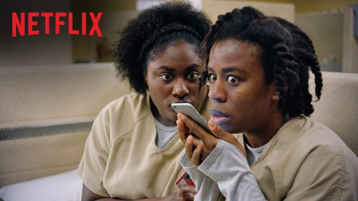 When the iPhone and Siri meets Orange is the New Black : watch this
