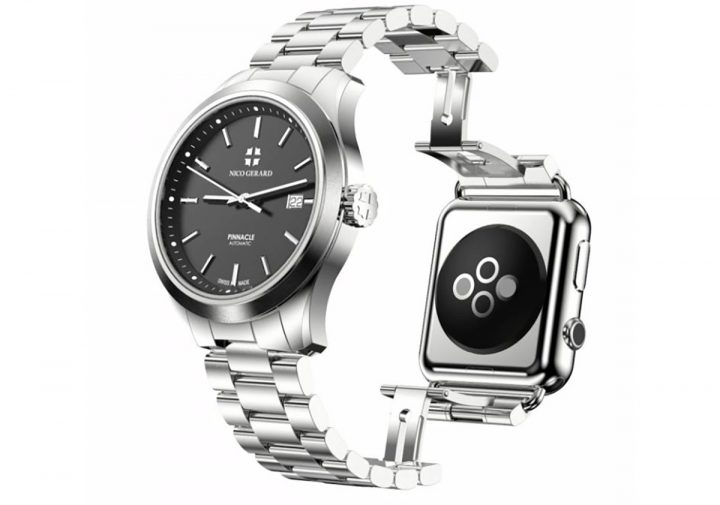 Nico Gerard Pinnacle: why should we have to choose between luxury jewelry and the Apple Watch?