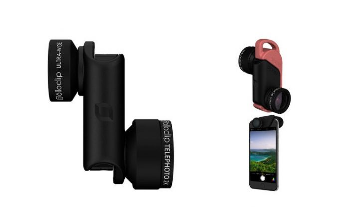 Olloclip Active Lens : ultra-wide angle and 2x telephoto for your iPhone 6 and iPhone 6 Plus