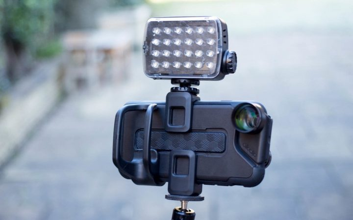 Olloclip Studio case : expend your iPhone 6/6S photo/video capabilities
