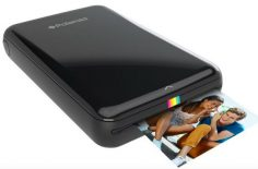 Polaroid photo printer for iPhone