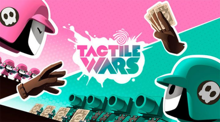 Tactile Wars for iOS: strategy in a crazy like hell environment (video)