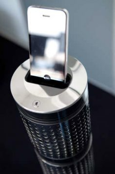 Jarre Technologies Aerosystem One iPhone/iPod dock review