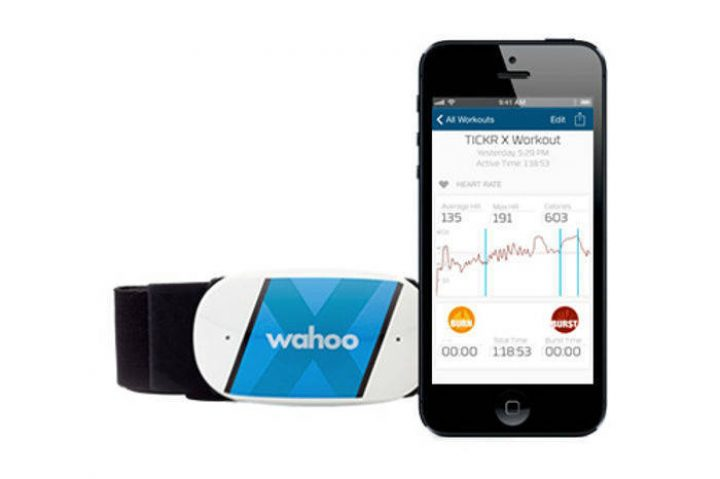 Wahoo TICKR X: connected heart rate monitor strap and more