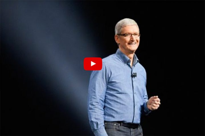 Watch the full replay video of the WWDC 2016 opening keynote