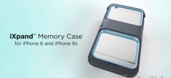 Sandisk iXpand Memory Case : more storage space, more battery life for your iPhone 6 / 6S