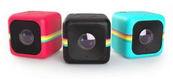 Polaroid Cube+ : WiFi action cam for iPhone
