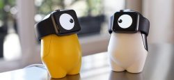 WATCHme: the funniest and cutest Apple Watch dock